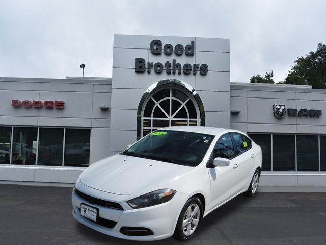 Certified Pre-Owned 2015 Dodge Dart SXT