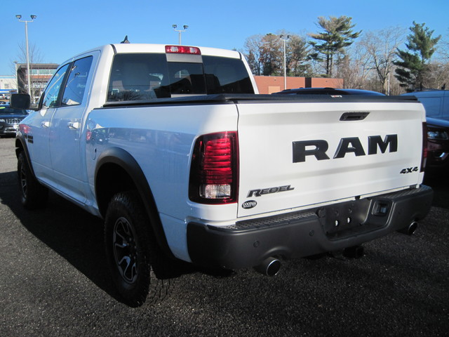 Certified Pre-Owned 2018 Ram 1500 Rebel