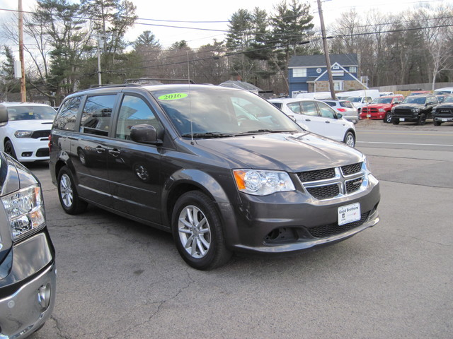 Certified Pre-Owned 2016 Dodge Grand Caravan