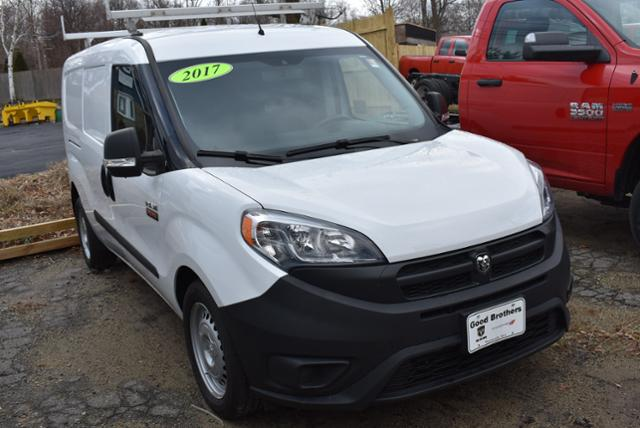 Certified Pre-Owned 2017 Ram ProMaster City Cargo Van Tradesman