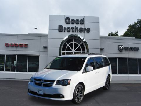Certified Pre-Owned 2018 Dodge GRAND CARAVAN